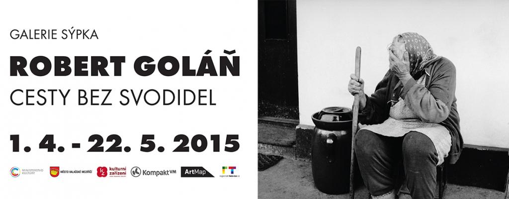 PROPAGAČNÍ MATERIÁLY: Robert Goláň - Cesty bez svodidel