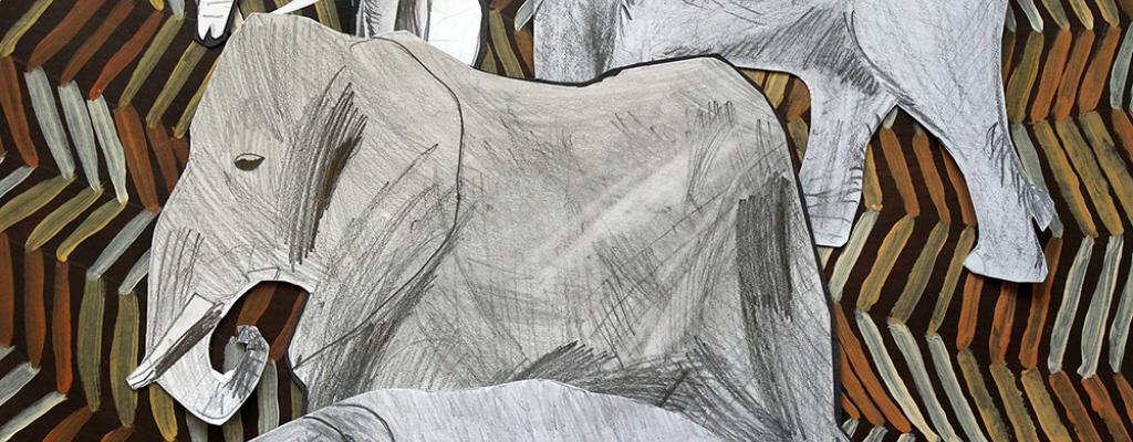 Galerii Sýpka zaplní práce žáků výtvarného oboru ZUŠ Alfréda Radoka Valašské Meziříčí
