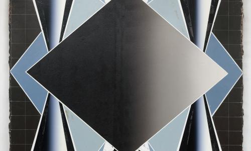 Iluzivní obrazy Vladimíra Houdka v Galerii Kaple