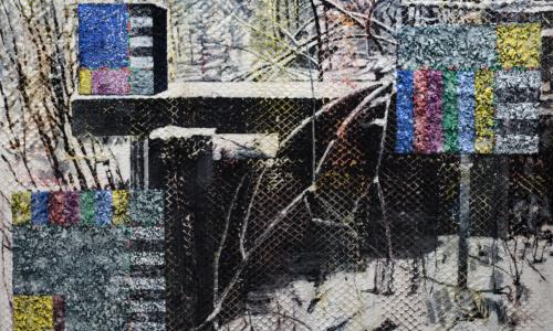 První velká samostatná výstava malíře Milana Hajdíka ve Valašském Meziříčí