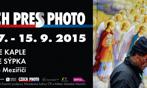 Galerie Kaple a Sýpka nabízí výběr těch nejlepších fotografických snímků z prestižní fotosoutěže Czech Press Photo 2014.