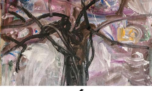 Převrátila jsem oči sloup – výstava Vladimíra Skrepla v Galerii Kaple